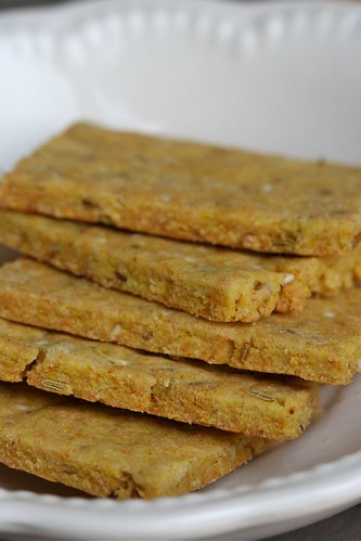 Curried Cumin Crackers 3