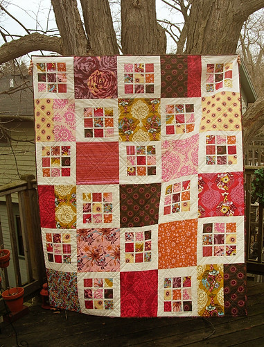 Another Rubik's Crush Quilt