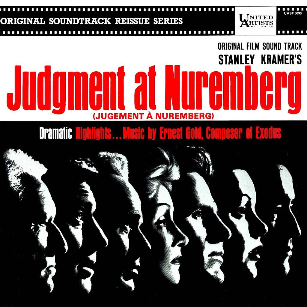 Ernest Gold - Judgment at Nuremberg