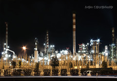 Raffineria di Falconara - Oil Refinery - Falco...