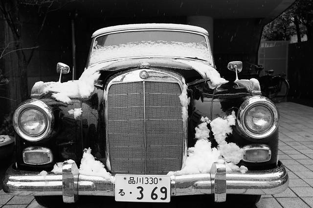 Snowy Benz