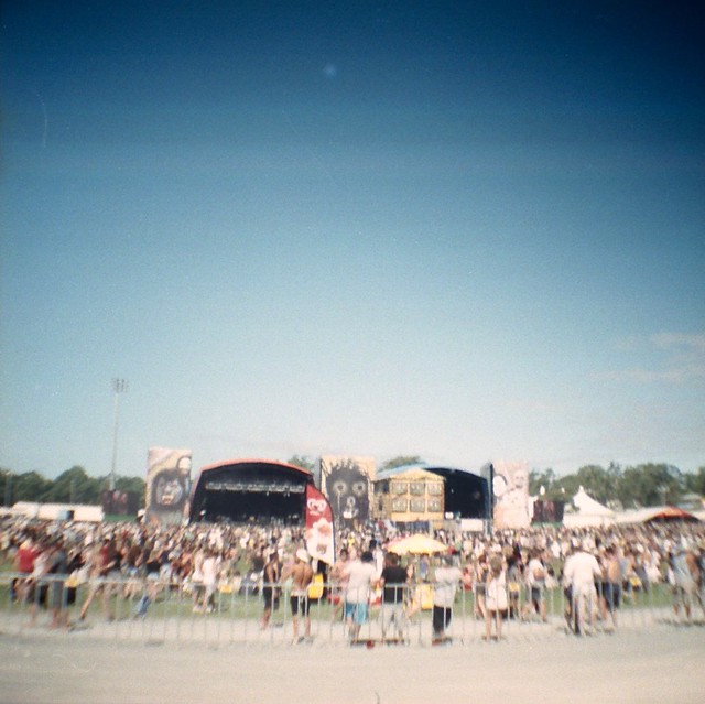 Main stages