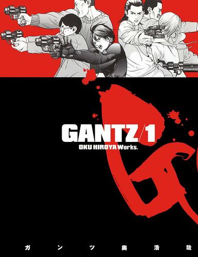 (Y-DF) Gantz Tomo 01