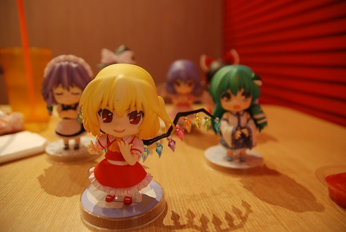 Touhou Project Nendoroid line up