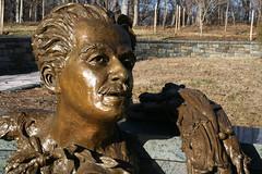 Khalil Gibran Sculpture
