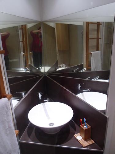 Weird sink