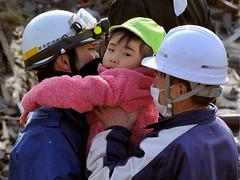 CRISIS JAPON 2011 - Traslado de personas por la fuga nuclear