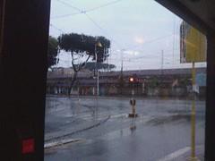 Viaggiando sotto la pioggia