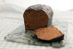 choco-coffee cake