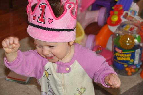 Rock on birthday princess!