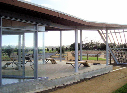 Sanders Reserve Visitors Centre & Carpark