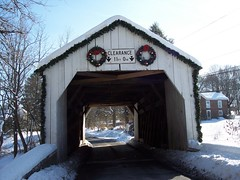 Erwinna Covered Bridge