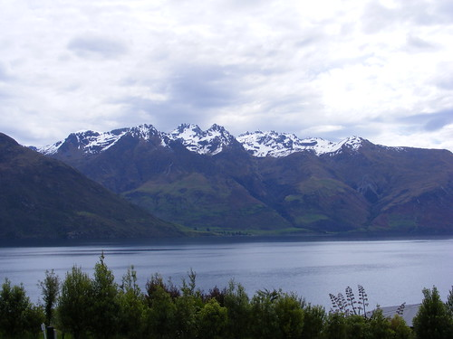 Picture From Drive to Te Anau, New Zealand