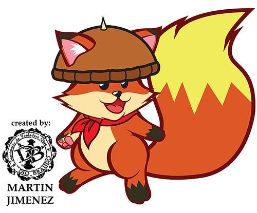Mozilla Firefox Philippines Mascot