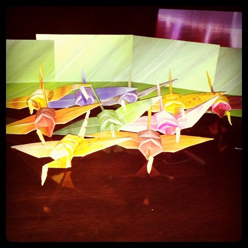 10 more for #1000cranes