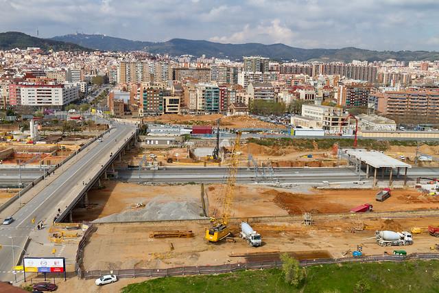 Pont del Treball - 30-03-11