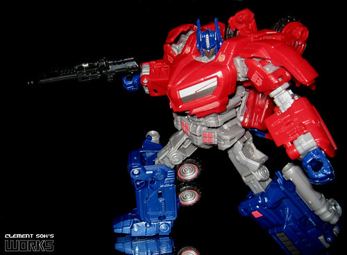 War For Cybertron Optimus Prime