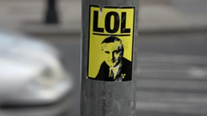LOL (Laughing Out Loud) - Bertie Ahern