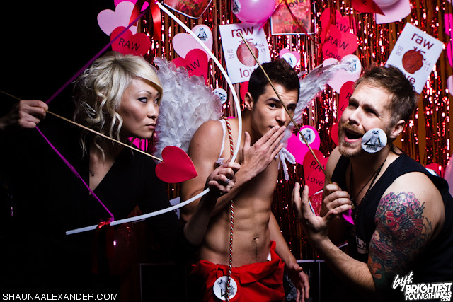 A RAW VDay with BYGays-3933