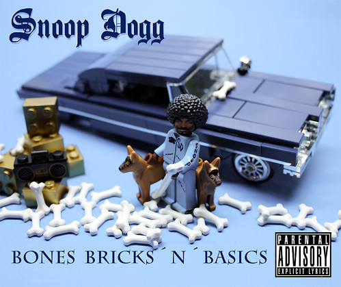 SnoopDogg - Bones Bricks´n´Basics