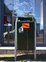 Stembus - Ballot box