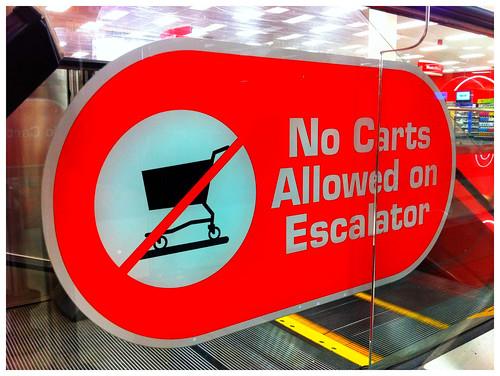 No Carts