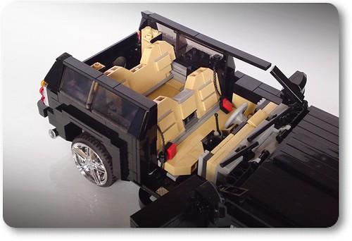 Chevrolet Tahoe 2 door-interior