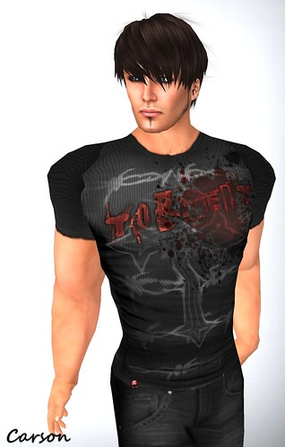 =Razorblade Jacket=Torment Shirt