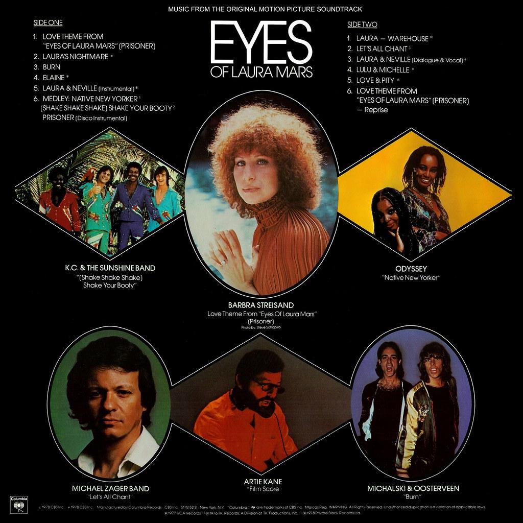 Artie Kane - Eyes of Laura Mars