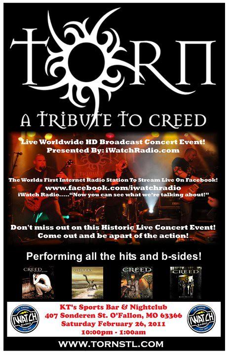 Torn Live Stream 2-26-11