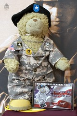 Day 58 - General Sarge Store - Autographed Picture
