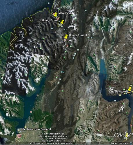higway 94 NZ