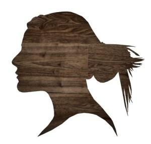 woodgrain portrait jessyq