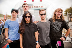 The Naked and The Famous - SXSW Music 2011 - A...