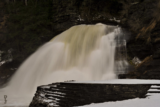 Lower Falls @ Treman