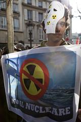 Anti-Nuclear Demonstration (23) - 20Mar11, Par...