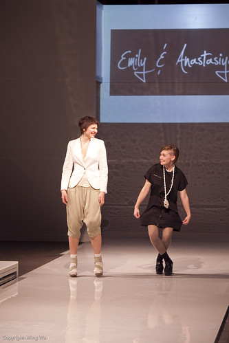 Ottawa Fashion Week 2011 – Emily and Anastasyia