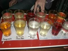 cider sampler