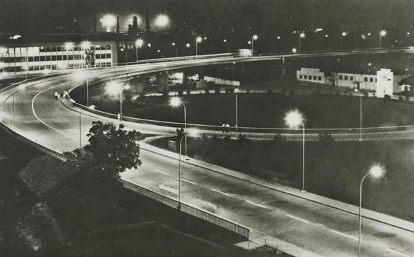 Podul de la Sud - 1965