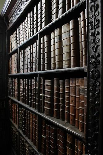 St John's College Library, Cambridge.