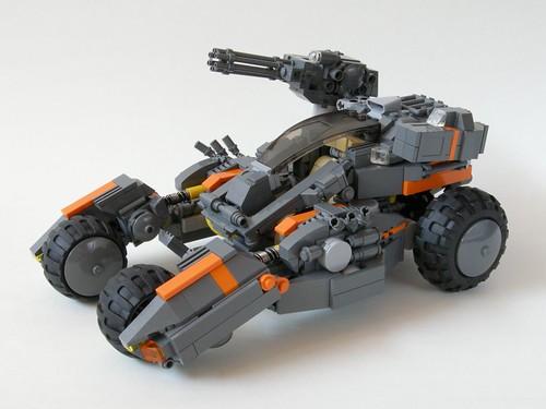 LAB-001 SRAM