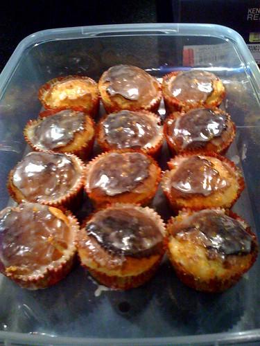 36/365 muffin burner