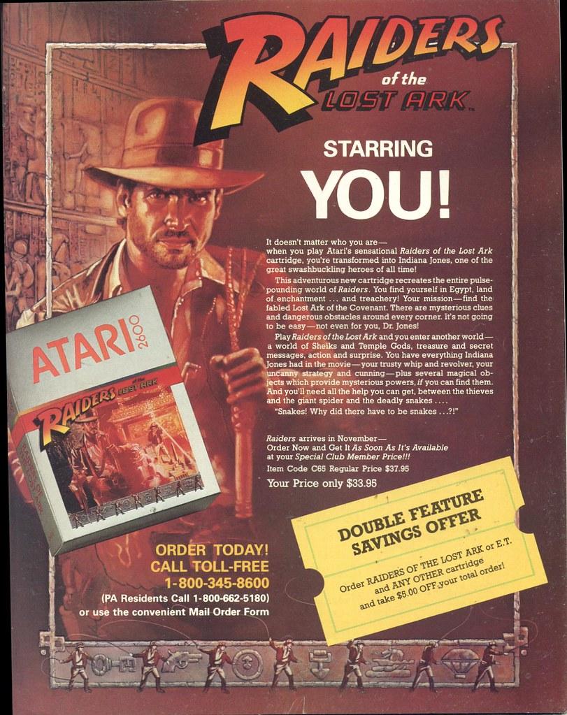 Atari 2600 Raiders
