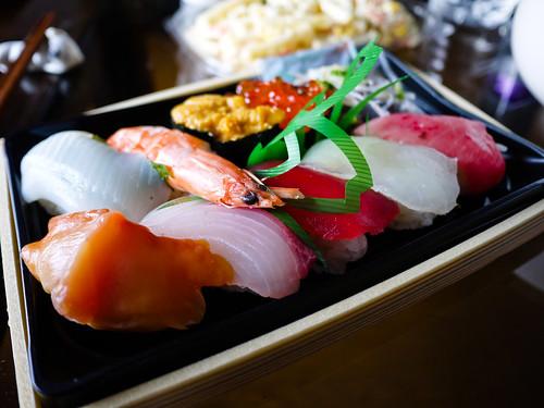seiyu/walmart sushi