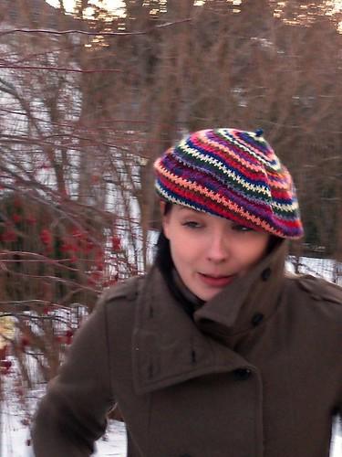 hat C - front