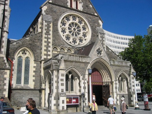 Christchurch Cathedral - 2006