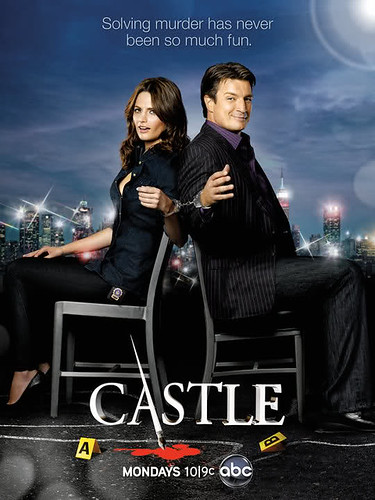 Castle Handcuffs ABC TV Show Promo
