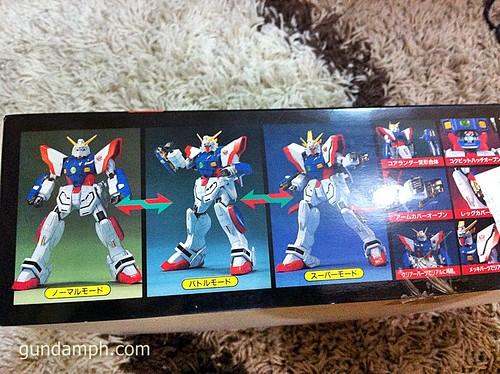 Building 1-60 Shining Gundam HGEX (1)
