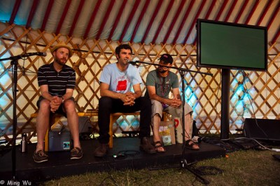 National Parks Projects under the Yurt