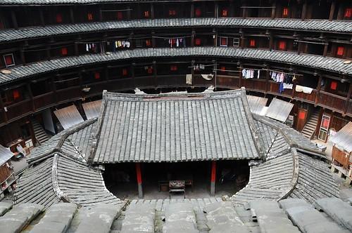 A Tulou in Fujian